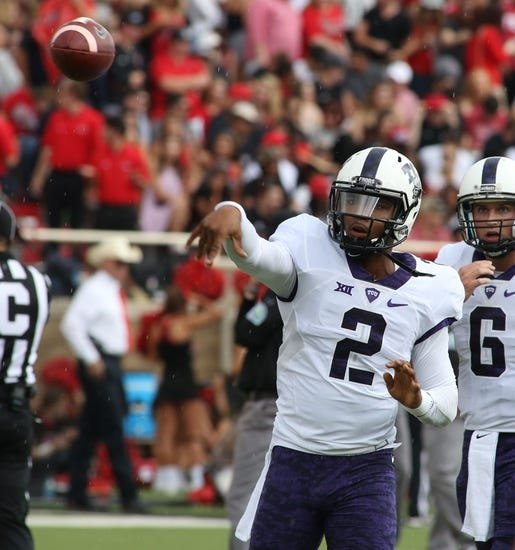 TCU vs. Texas - 10/3/15 College Football Pick, Odds, and Prediction