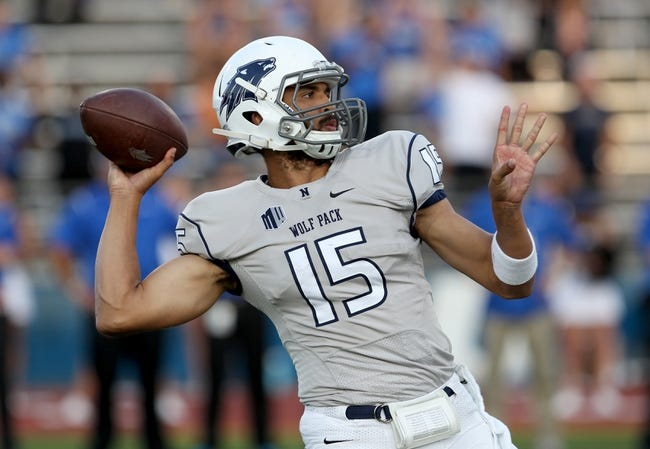Nevada vs. New Mexico - 10/10/15 College Football Pick, Odds, and Prediction