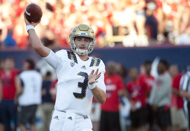 UCLA Bruins vs. California Golden Bears - 10/22/15 College Football Pick, Odds, and Prediction
