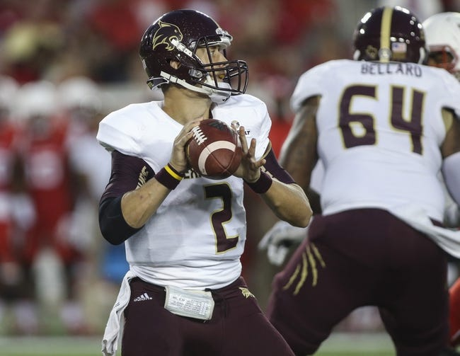 Louisiana-Monroe at Texas State - 11/19/15 College Football Pick, Odds, and Prediction