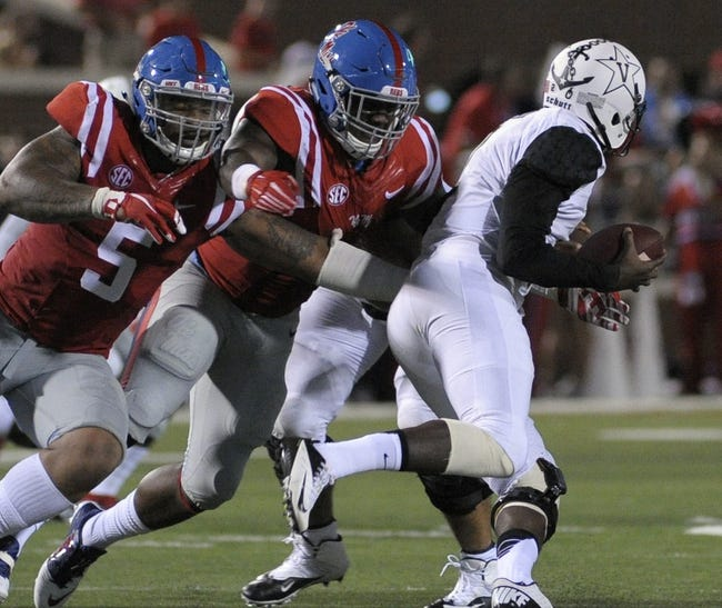 Ole Miss Rebels vs. Arkansas Razorbacks - 11/7/15 College Football Pick, Odds, and Prediction