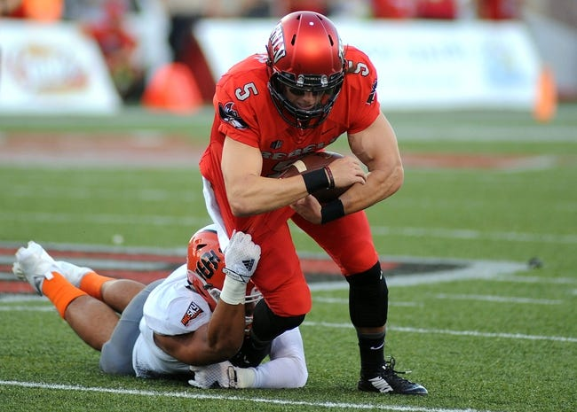 Fresno State Bulldogs vs. UNLV Rebels - 10/16/15 College Football Pick, Odds, and Prediction