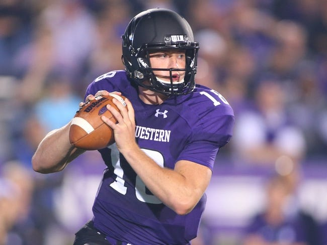 Northwestern vs. Minnesota - 10/3/15 College Football Pick, Odds, and Prediction