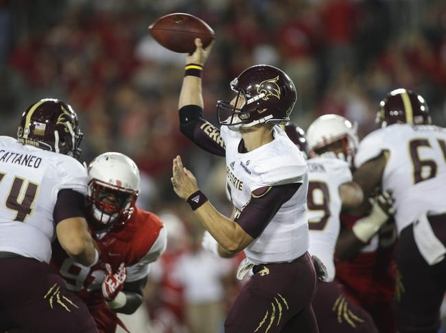 Louisiana-Lafayette Ragin' Cajuns vs. Texas State Bobcats - 10/10/15 College Football Pick, Odds, and Prediction