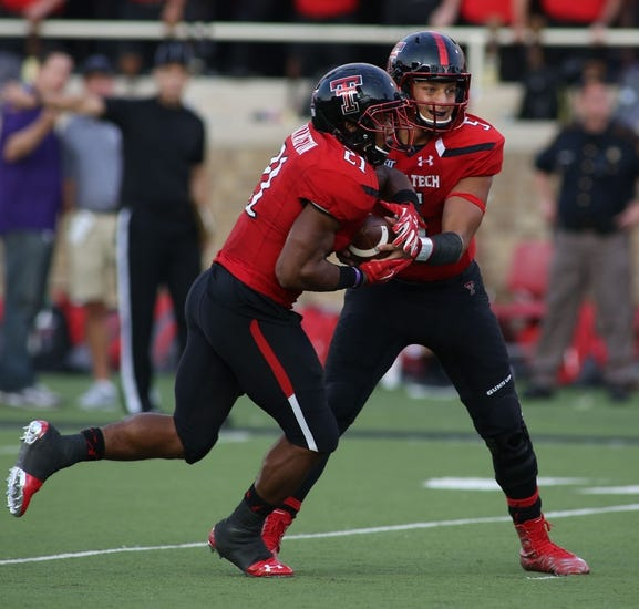 CFB | Oklahoma State Cowboys (6-0) at Texas Tech Red Raiders (5-3)