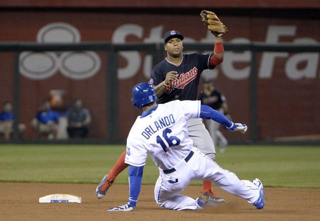 Kansas City Royals vs. Cleveland Indians - 9/27/15 MLB Pick, Odds, and Prediction