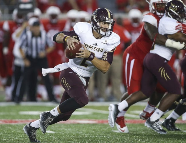 Texas State Bobcats vs. South Alabama Jaguars - 10/24/15 College Football Pick, Odds, and Prediction
