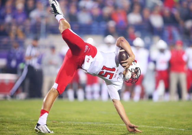 Northern Illinois Huskies vs. Ball State Cardinals - 10/10/15 College Football Pick, Odds, and Prediction