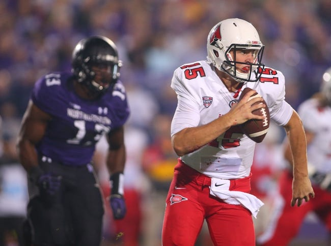 Western Michigan vs. Ball State - 11/5/15 College Football Pick, Odds, and Prediction