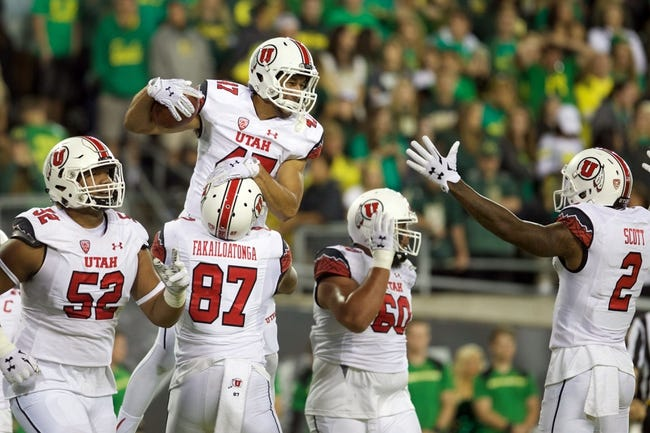 Utah vs. Southern Utah - 9/1/16 College Football Pick, Odds, and Prediction