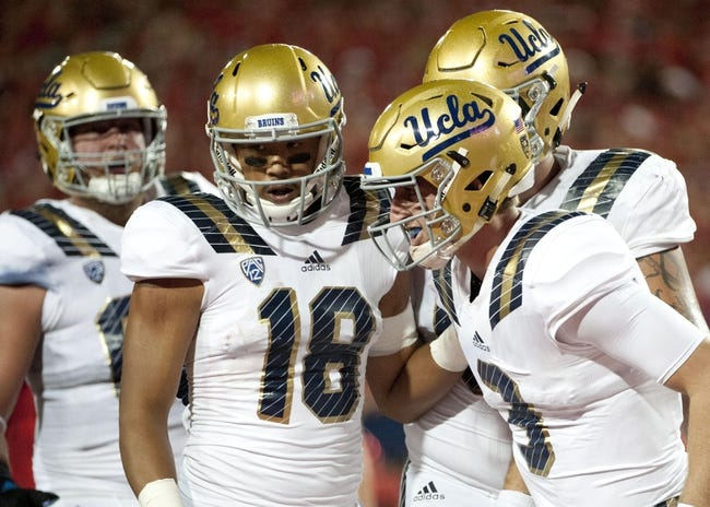 ASU at UCLA - 10/3/15 College Football Pick, Odds, and Prediction