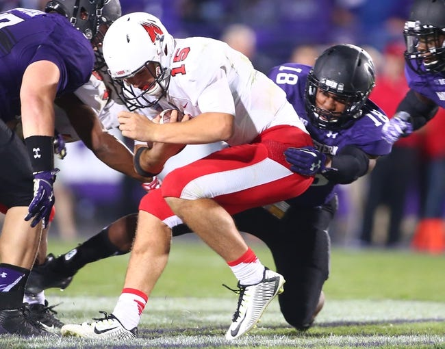 Ball State Cardinals vs. Georgia State Panthers - 10/17/15 College Football Pick, Odds, and Prediction