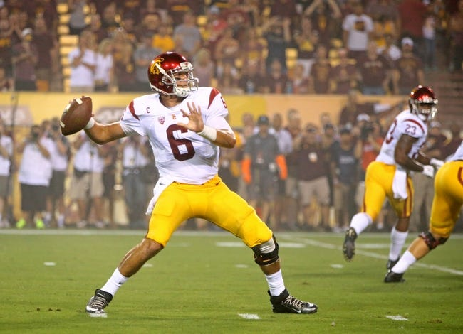 USC Trojans vs. Washington Huskies - 10/8/15 College Football Pick, Odds, and Prediction