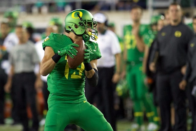 Washington State at Oregon - 10/10/15 College Football Pick, Odds, and Prediction