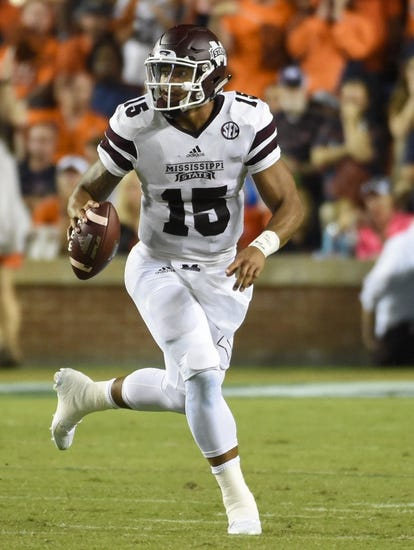 Mississippi State vs. Troy - 10/10/15 College Football Pick, Odds, and Prediction