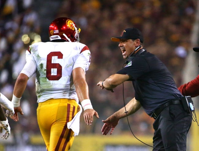 Washington at USC - 10/8/15 College Football Pick, Odds, and Prediction