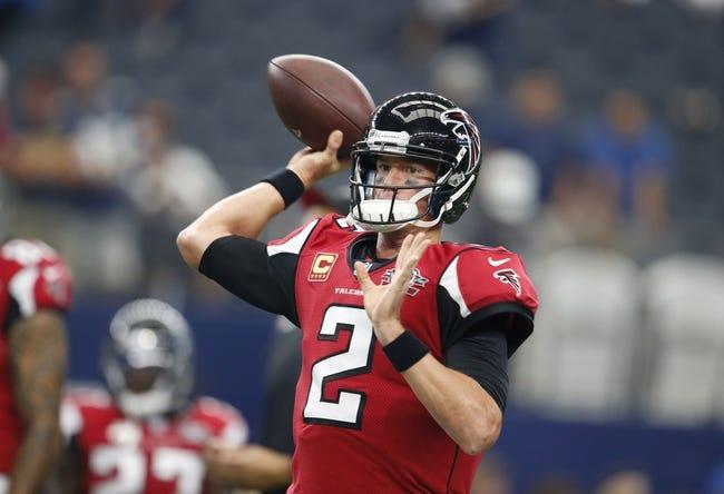 Falcons vs. Texans - 10/4/15 NFL Pick, Odds, and Prediction