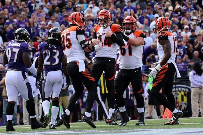 Cincinnati Bengals vs. Kansas City Chiefs - 10/4/15 NFL Pick, Odds, and Prediction