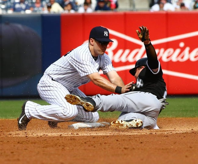 New York Yankees vs. Chicago White Sox - 5/13/16 MLB Pick, Odds, and Prediction