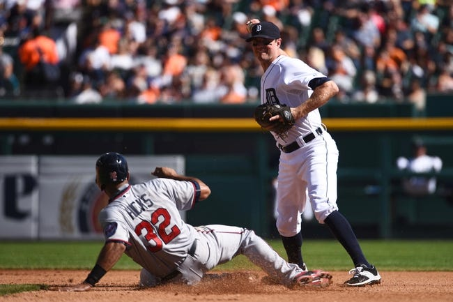 Tigers at Twins - 4/29/16 MLB Pick, Odds, and Prediction