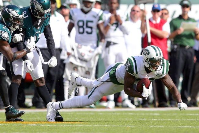 New York Jets vs. Washington Redskins - 10/18/15 NFL Pick, Odds, and Prediction