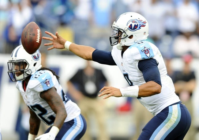 Bills at Titans - 10/11/15 NFL Pick, Odds, and Prediction