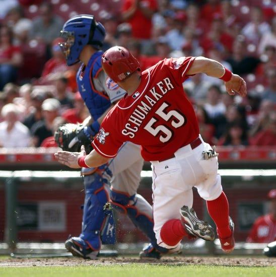 New York Mets vs. Cincinnati Reds - 4/25/16 MLB Pick, Odds, and Prediction