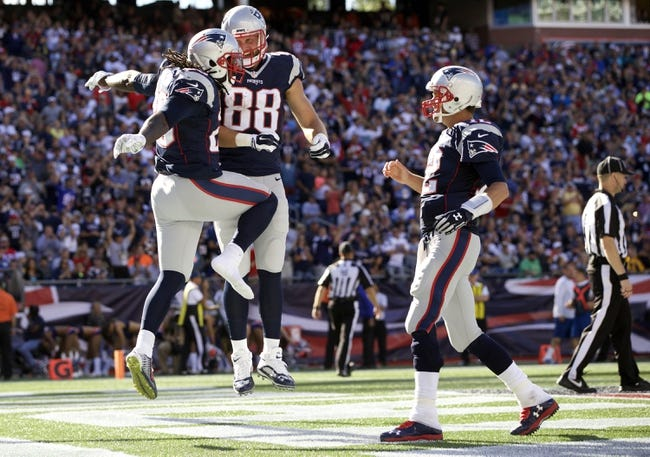 New England Patriots at Dallas Cowboys - 10/11/15 NFL Pick, Odds, and Prediction