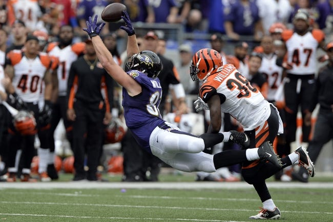 Cincinnati Bengals vs. Baltimore Ravens - 1/3/16 NFL Pick, Odds, and Prediction