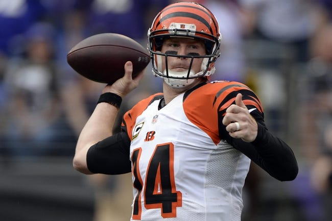 Chiefs at Bengals - 10/4/15 NFL Pick, Odds, and Prediction