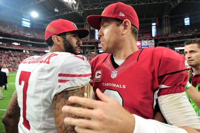 Arizona Cardinals vs. San Francisco 49ers - 11/13/16 NFL Pick, Odds, and Prediction