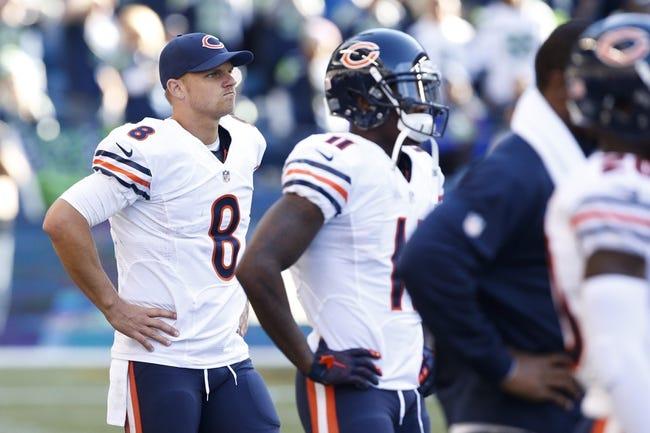 Bears vs. Raiders - 10/4/15 NFL Pick, Odds, and Prediction