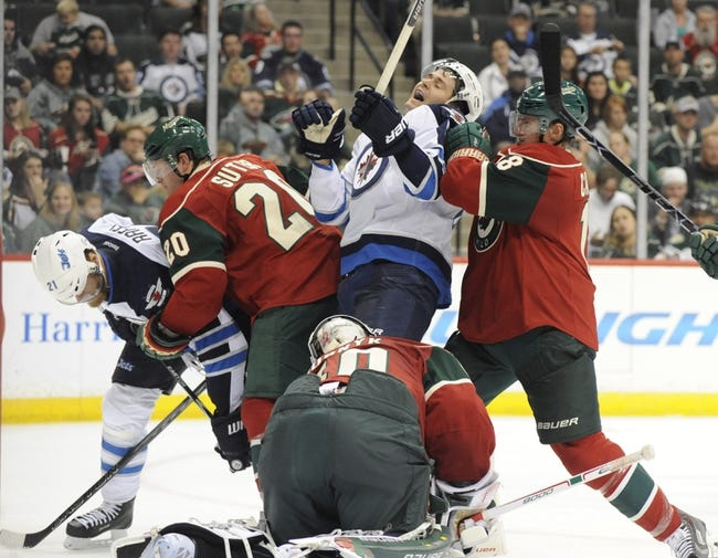 Winnipeg Jets vs. Minnesota Wild - 10/25/15 NHL Pick, Odds, and Prediction