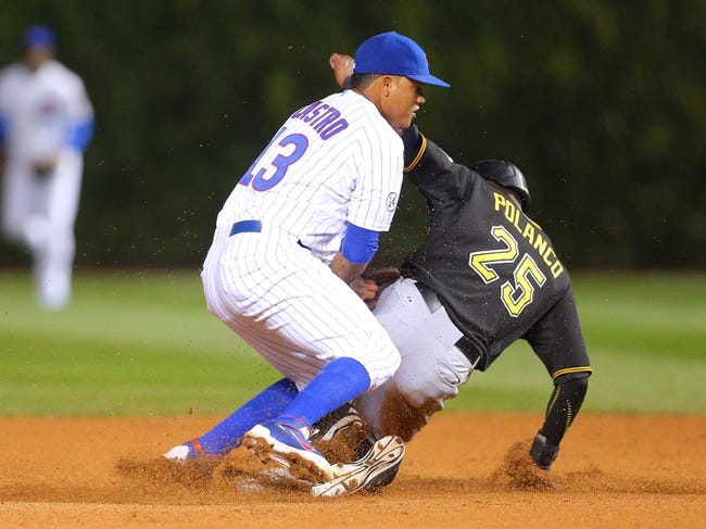 Pittsburgh Pirates vs. Chicago Cubs - 10/7/15 MLB Pick, Odds, and Prediction