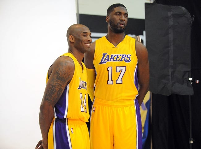 Los Angeles Lakers vs. Utah Jazz - 10/7/15 NBA Preseason Pick, Odds, and Prediction