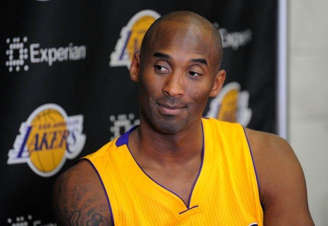 Los Angeles Lakers vs. Utah Jazz - 10/4/15 NBA Preseason Pick, Odds, and Prediction