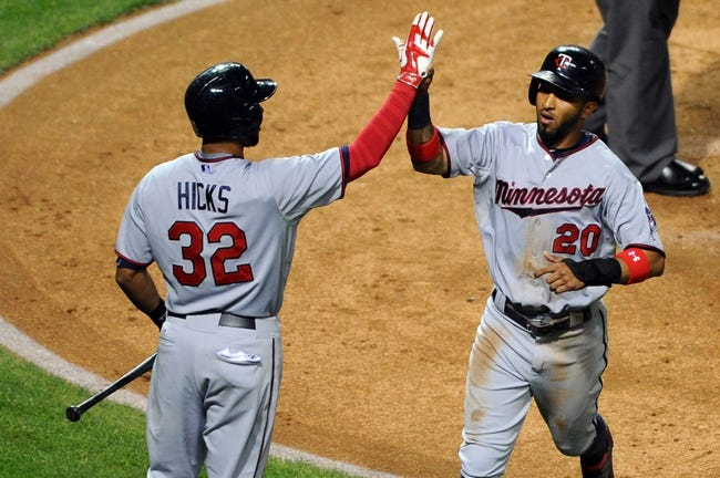 Cleveland Indians vs. Minnesota Twins - 9/29/15 MLB Pick, Odds, and Prediction