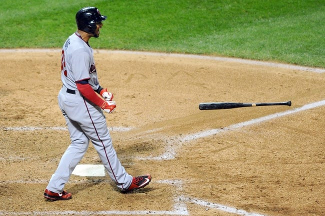 Cleveland Indians vs. Minnesota Twins - 9/30/15 MLB Pick, Odds, and Prediction