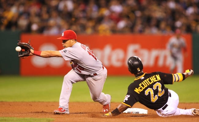 Pirates vs. Cardinals - 9/29/15 MLB Pick, Odds, and Prediction