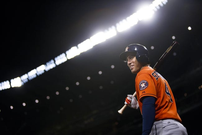 Seattle Mariners vs. Houston Astros - 9/29/15 MLB Pick, Odds, and Prediction