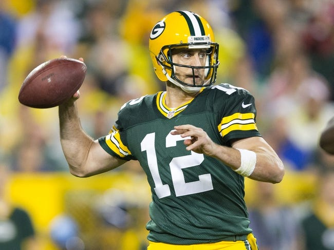 NFL | St. Louis Rams (2-2) at Green Bay Packers (4-0)