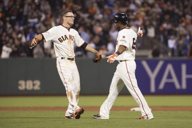 San Francisco Giants vs. Los Angeles Dodgers - 9/29/15 MLB Pick, Odds, and Prediction