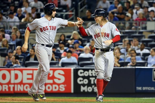 New York Yankees vs. Boston Red Sox - 9/30/15 MLB Pick, Odds, and Prediction