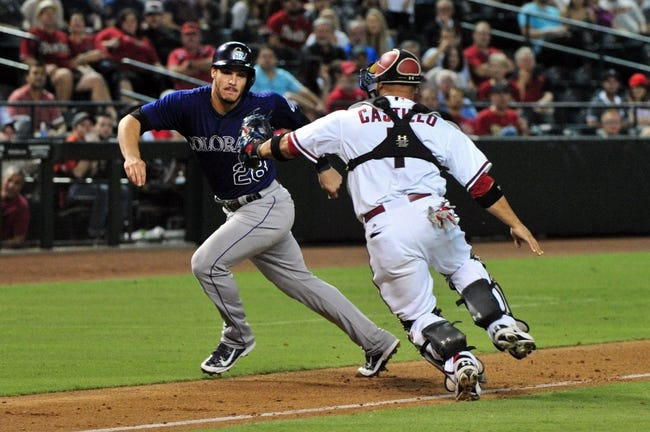 Arizona Diamondbacks vs. Colorado Rockies - 9/30/15 MLB Pick, Odds, and Prediction