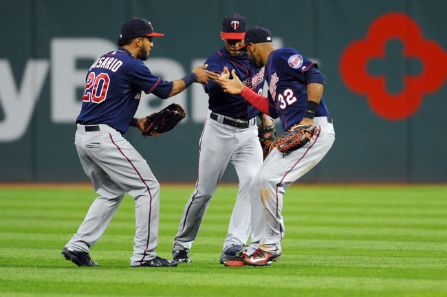 Minnesota Twins vs. Cleveland Indians - 4/25/16 MLB Pick, Odds, and Prediction