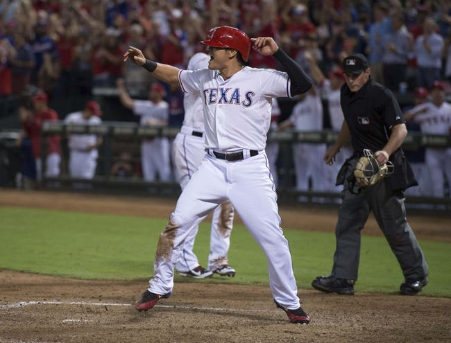 Rangers vs. Angels - 10/2/15 MLB Pick, Odds, and Prediction