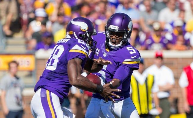 Minnesota Vikings at Denver Broncos- 10/4/15 NFL Pick, Odds, and Prediction