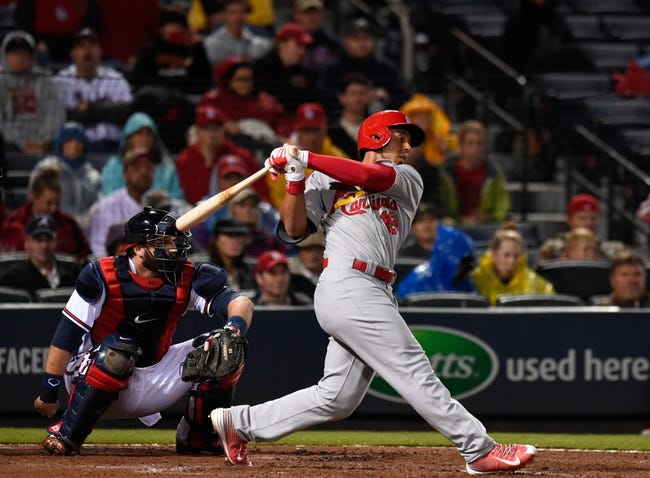 Braves vs. Cardinals Game 1- 10/4/15 MLB Pick, Odds, and Prediction