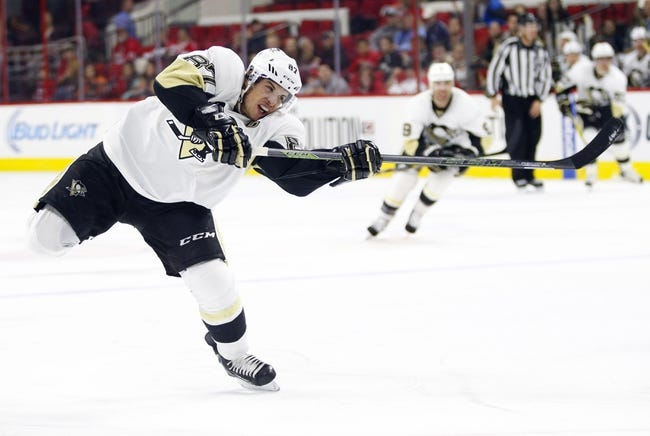 Dallas Stars vs. Pittsburgh Penguins - 10/8/15 NHL Pick, Odds, and Prediction