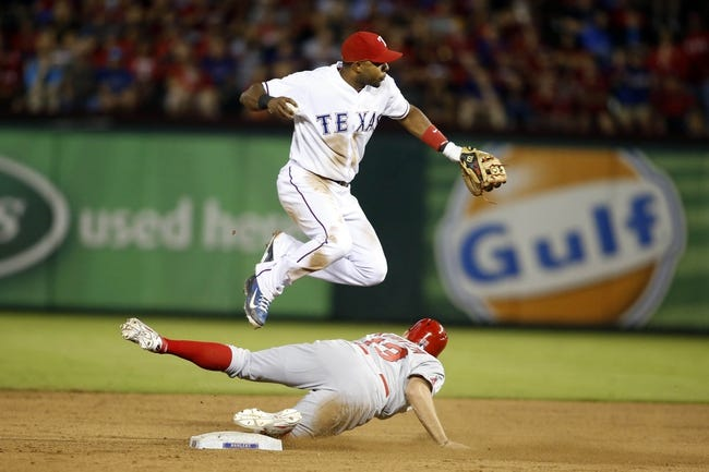 Texas Rangers vs. Los Angeles Angels - 10/3/15 MLB Pick, Odds, and Prediction